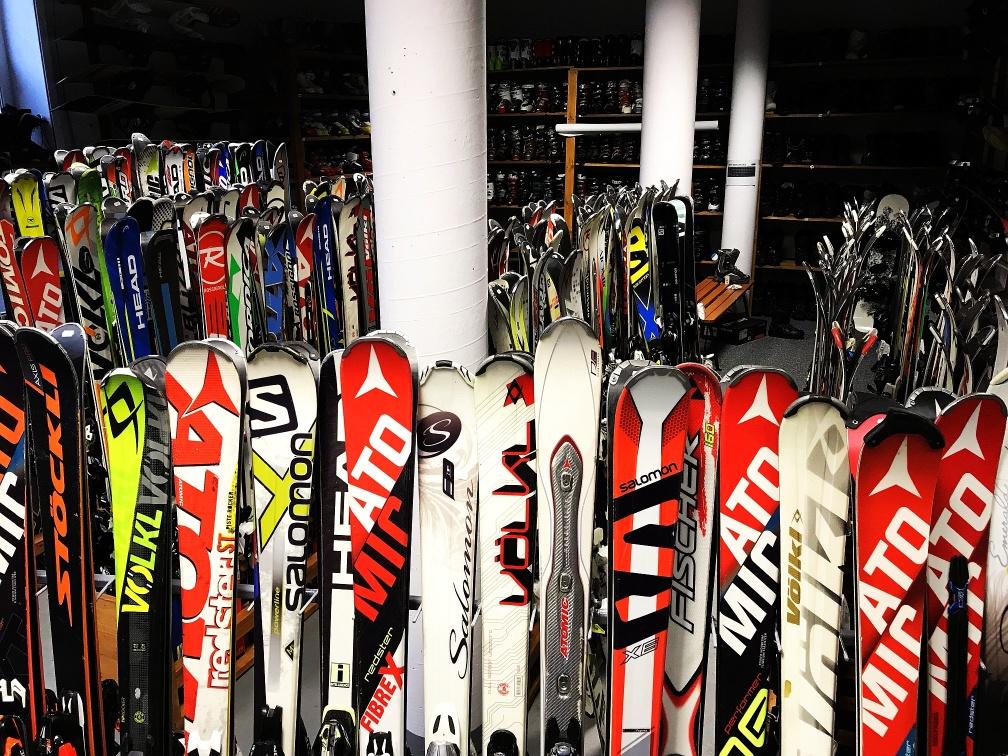 Wypożyczalnia nart Łódź Wypożycz narty i snowboard w Łodzi